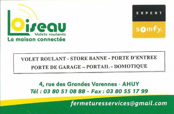 Carte fermetures services