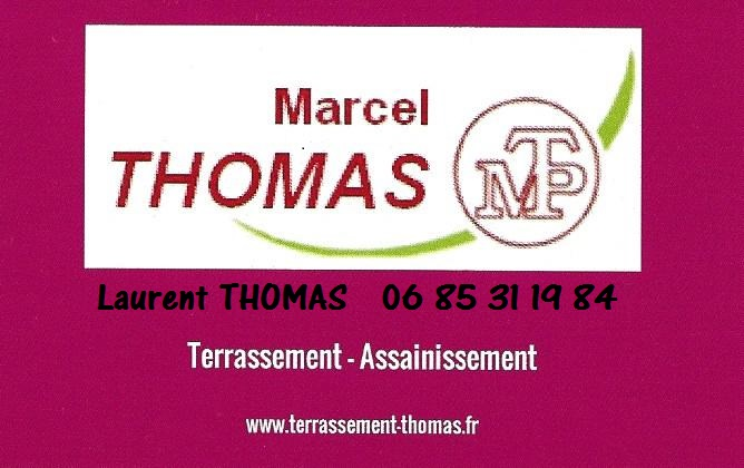 Carte thomas laurent